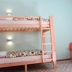 Corner Hostel Кровать в общем номере с двухъярусной кроватью