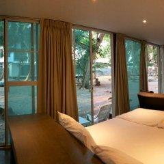 Отель Sabai Cabins 2* Номер Делюкс с двуспальной кроватью фото 3