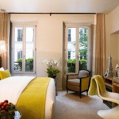 Отель B Montmartre 4* Стандартный номер с различными типами кроватей фото 3