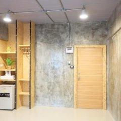 Отель Area 69 Don Muang Maison 3* Апартаменты с различными типами кроватей фото 3