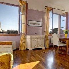 Апартаменты Magic Signoria Apartment Флоренция комната для гостей фото 3