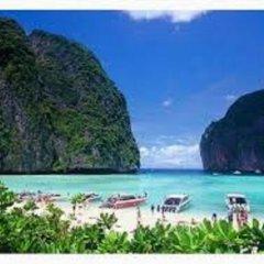 Отель JS Residence Таиланд, Краби - отзывы, цены и фото номеров - забронировать отель JS Residence онлайн пляж фото 2