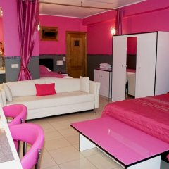 Отель Aparthotel Résidence Bara Midi 3* Улучшенные апартаменты с различными типами кроватей фото 14