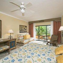 Отель Iberostar Paraiso Beach All Inclusive Стандартный номер с различными типами кроватей фото 4