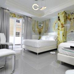 Отель Athens La Strada Стандартный номер с различными типами кроватей