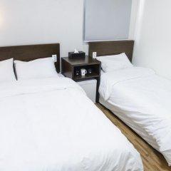 Отель Ekonomy Guesthouse Haeundae 3* Стандартный номер с различными типами кроватей фото 7