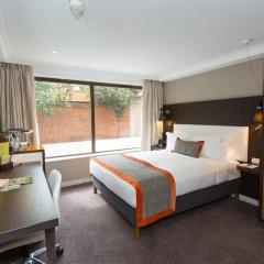 DoubleTree by Hilton Hotel London - Hyde Park 4* Стандартный номер с различными типами кроватей фото 15