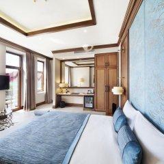 Grand Hotel de Pera 4* Семейный люкс с двуспальной кроватью фото 2