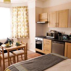 United Lodge Hotel & Apartments 3* Студия Делюкс с различными типами кроватей фото 4