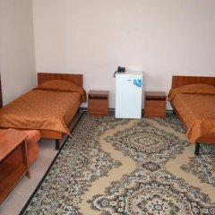 Гостиница Мотель Транзит Номер с общей ванной комнатой с различными типами кроватей (общая ванная комната) фото 5