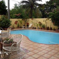 Отель Casa Coco Доминикана, Бока Чика - отзывы, цены и фото номеров - забронировать отель Casa Coco онлайн бассейн фото 2