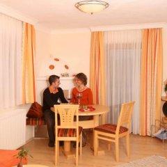 Отель Andrea's Gästehaus питание