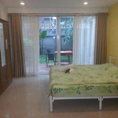 Отель Jada Beach Residence 3* Улучшенные апартаменты с различными типами кроватей фото 2