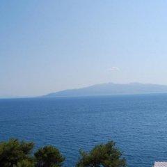 Отель New Heaven Албания, Саранда - отзывы, цены и фото номеров - забронировать отель New Heaven онлайн пляж