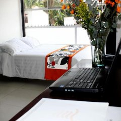 Hotel Torre del Viento 3* Улучшенный номер с двуспальной кроватью фото 6