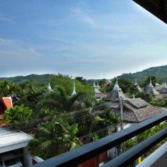 Апартаменты Naiharn Beach Road Apartment балкон