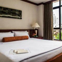 Отель City Lodge Soi 9 3* Стандартный номер фото 11