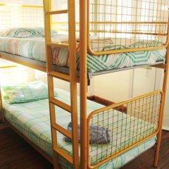 Lima Sol House - Hostel Кровать в общем номере с двухъярусной кроватью фото 7