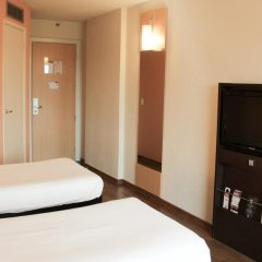 Отель Ibis Sao Paulo Congonhas 3* Стандартный номер с 2 отдельными кроватями фото 6