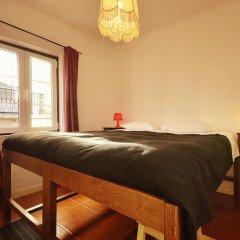 Отель Lisbon Story Guesthouse 3* Стандартный номер с двуспальной кроватью (общая ванная комната) фото 15