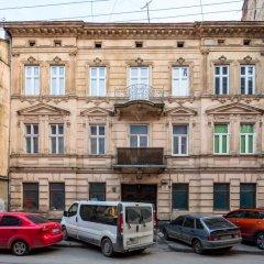 Апартаменты Do Lvova Central Apartments парковка