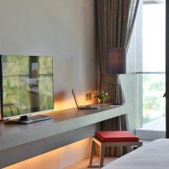 Отель Yama Phuket 4* Улучшенный номер двуспальная кровать фото 2