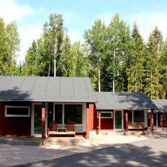 Отель Rastila Camping Helsinki парковка