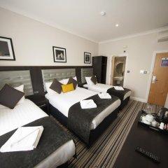 Отель St Georges Inn Victoria 3* Стандартный номер с различными типами кроватей фото 12
