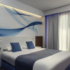 Hotel Mercure Paris Gare Du Nord La Fayette 3* Стандартный номер с различными типами кроватей фото 4