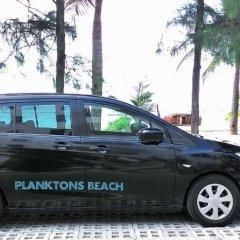 Бутик-отель Planktons Beach Мале городской автобус