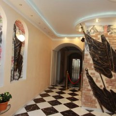 Гостиница Старый Сталинград интерьер отеля