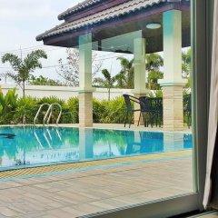 Отель Unique Paradise Resort 3* Коттедж с различными типами кроватей фото 10