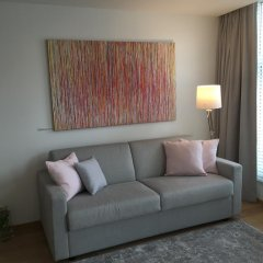 Отель Antwerp Business Suites 4* Стандартный номер с различными типами кроватей фото 2