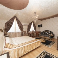 Стрелец Отель Улучшенный номер с различными типами кроватей
