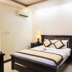 Апартаменты Thao Nguyen Apartment Стандартный номер с различными типами кроватей фото 6