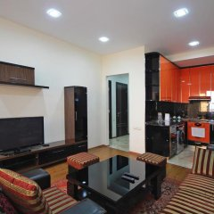 Отель Rent in Yerevan - Buzand Apartment Армения, Ереван - отзывы, цены и фото номеров - забронировать отель Rent in Yerevan - Buzand Apartment онлайн комната для гостей фото 4
