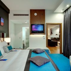 Radisson, Роза Хутор (Radisson Hotel, Rosa Khutor) 5* Стандартный номер разные типы кроватей фото 4
