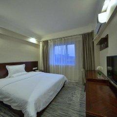 Paco Business Hotel Jiangtai Metro Station Branch 3* Номер Делюкс с различными типами кроватей фото 3