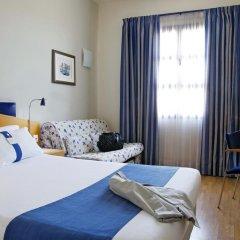 Отель Holiday Inn Express Valencia Ciudad de las Ciencias 3* Стандартный номер с 2 отдельными кроватями фото 3