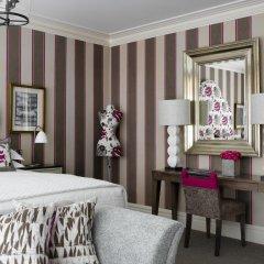 Ham Yard Hotel, Firmdale Hotels 5* Номер Делюкс разные типы кроватей фото 2