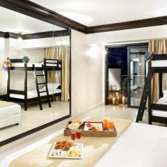 Mitsis Faliraki Beach Hotel & Spa - All Inclusive 5* Стандартный номер с различными типами кроватей фото 5