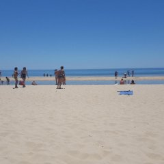 Отель Akisol Monte Gordo Star пляж