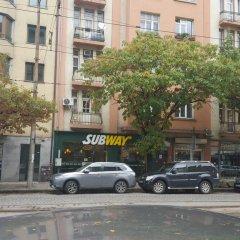 Отель Gulliver парковка