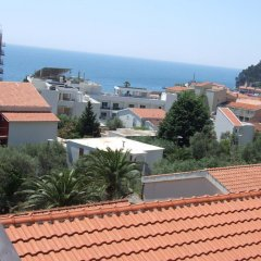 Apartments Pod Lozom in Petrovac, Montenegro from 82$, photos, reviews - zenhotels.com balcony