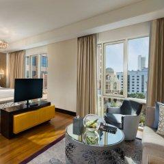 Отель Kempinski Mall Of The Emirates 5* Номер Делюкс с различными типами кроватей фото 8