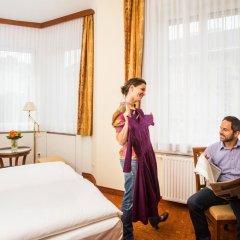 Hotel Erzherzog Rainer 4* Стандартный номер с двуспальной кроватью фото 6