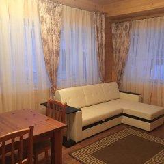Гостиница Вечный Зов 3* Коттедж с различными типами кроватей