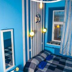 Мини-отель Pro100Piter Семейный номер Эконом с разными типами кроватей (общая ванная комната) фото 6