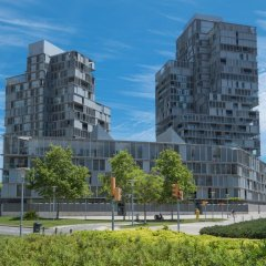 Апартаменты Rent Top Apartments Beach-Diagonal Mar Улучшенные апартаменты фото 7