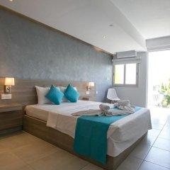 Flora Maria Boutique Hotel 3* Представительский номер с различными типами кроватей фото 2